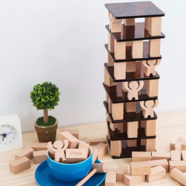 Jenga 桌遊,疊疊樂,玩具,聚會好物,益智,互動