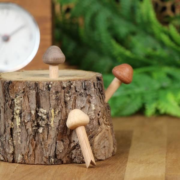 Mushroom Clip