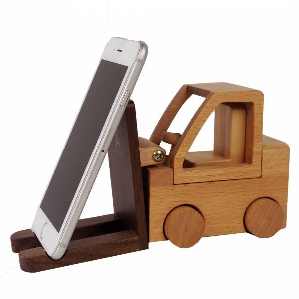 客製化禮品(ODM)-堆高機手機座