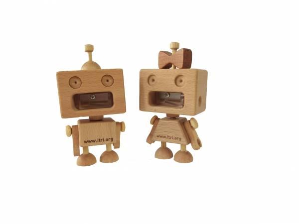 客製化禮品(ODM)-機器人削筆器