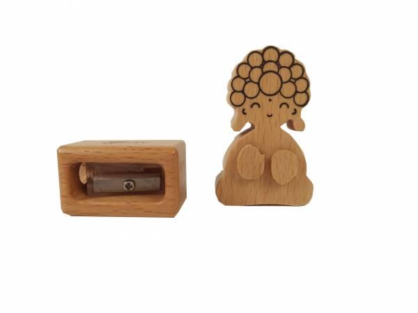 客製化禮品(ODM)-佛陀削筆器