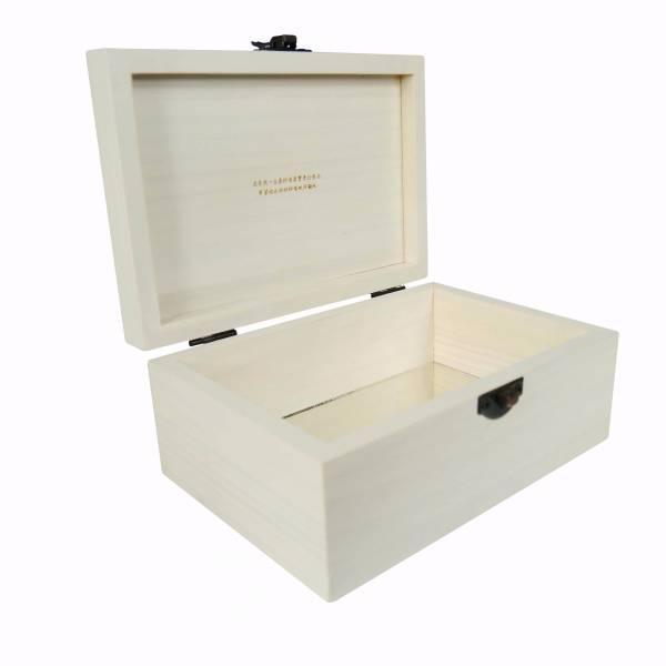 客製木盒(ODM)-首飾紀念盒