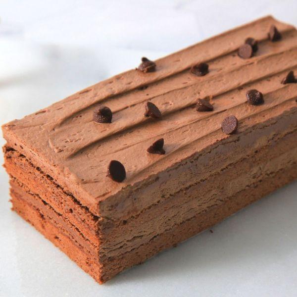 巧克力乳霜蛋糕