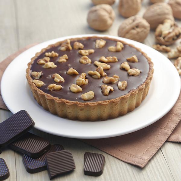 生巧克力塔5吋 ★ 65%完美比例巧克力