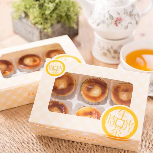 地中海乳酪蛋糕6入/盒★小巧重乳酪蛋糕