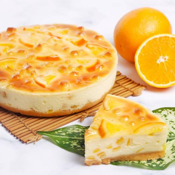 橙癮(美式香橙重乳酪)