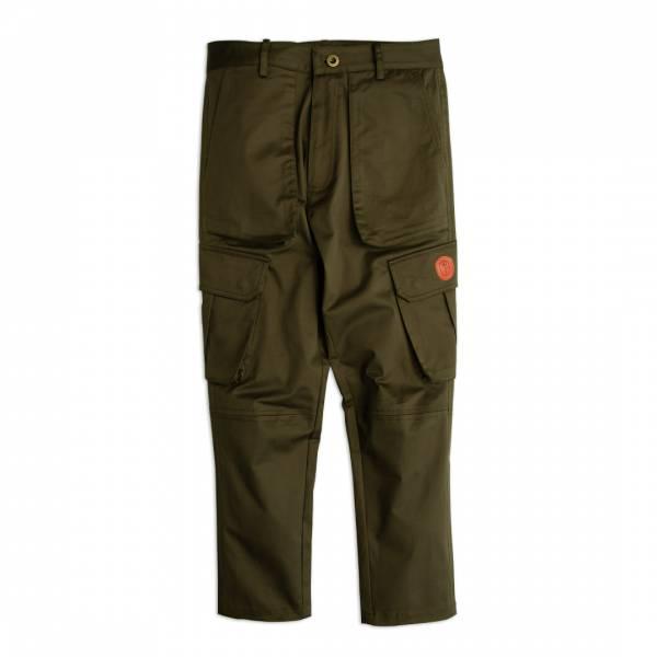 多口袋軍工褲/Signature Work Pants  卡卡西,多口袋軍工褲,收納,軍綠色,深藍色,彈性,九分褲人,氣商品