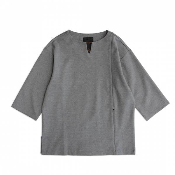 涼感四面彈七分袖T恤/Breathable 3/4 Sleeve Stretch T-Shirt 灰色,軍綠色,淺藍色,高彈,抗污,輕量,七分袖,T恤