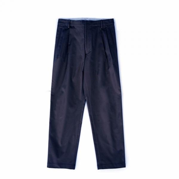 鬆身打褶休閒褲 寬鬆,版型,打褶,西裝,休閒長褲