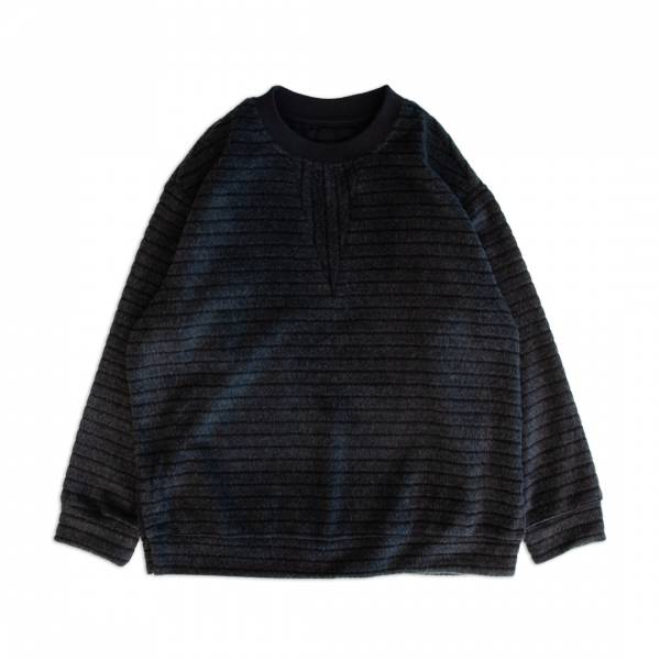 Angola wool dark striped sweater Angola,wool,dark,striped,sweater