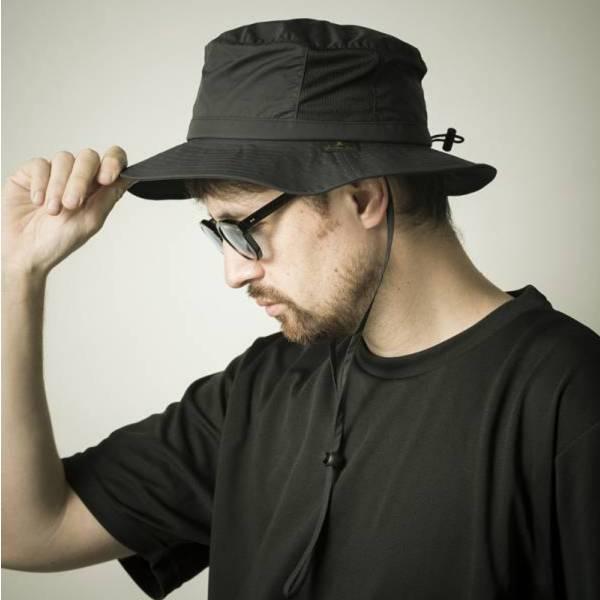 叢林登山帽 TREK HAT 叢林帽,登山帽,防潑水,黑色,軍綠色,可調節
