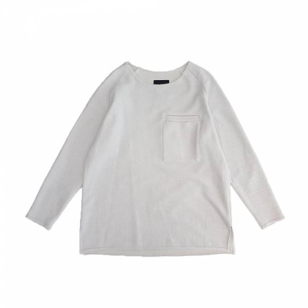 回收環保紗長袖上衣 尼龍,回收,環保紗,不修邊,T恤,上衣,