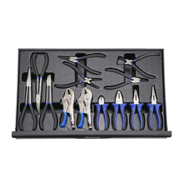 13 Pcs 套鉗 BOXO 鉗子 套裝組 手工具