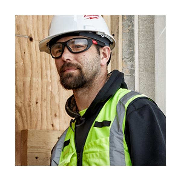 高性能減震安全眼鏡