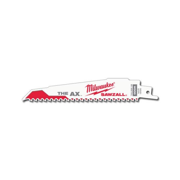THE AX™ 雙金屬木材鋸片 美沃奇軍刀鋸,赫杰國際貿易有限公司,經銷,原廠公司貨,軍刀鋸片,木工,消耗品
