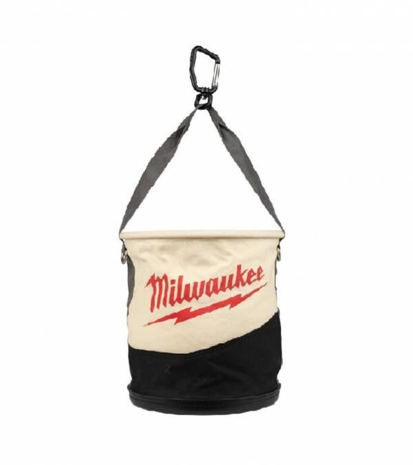 帆布圓筒工具袋