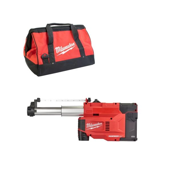 12V鋰電萬用鎚鑽吸塵器 美沃奇 M12 UDEL 12V 萬用鎚鑽吸塵器 粉塵 赫杰國際