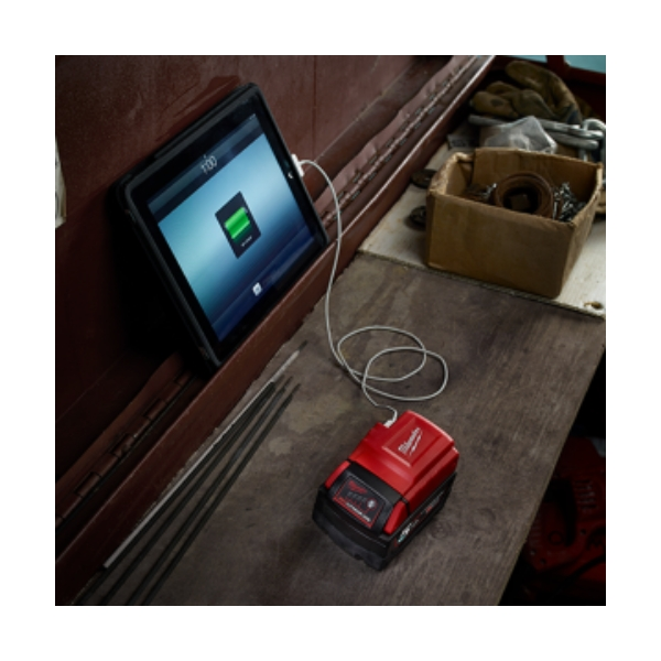 18V鋰電池用電源分享器 美沃奇 隨身 充電器 18V