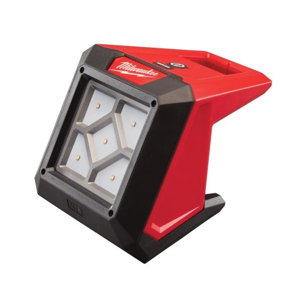 12V鋰電泛光燈 美沃奇 泛光燈 磁吸 彈簧夾 掛勾 M12 AL 赫杰國際