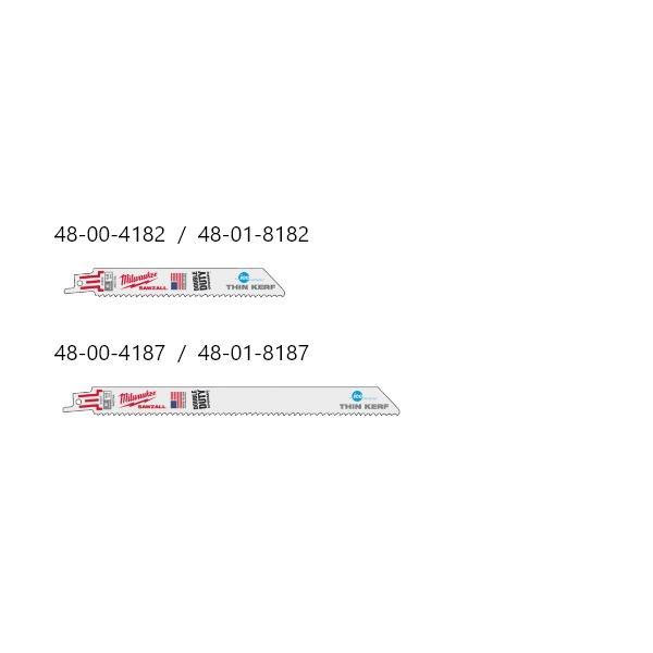 ICE HARDENED™ 標準鐵工切割鋸片 美沃奇軍刀鋸,赫杰國際貿易有限公司,經銷,原廠公司貨,軍刀鋸片,鐵工刀片,鋸片,SAWZALL,金屬切割,冷硬化鋸片