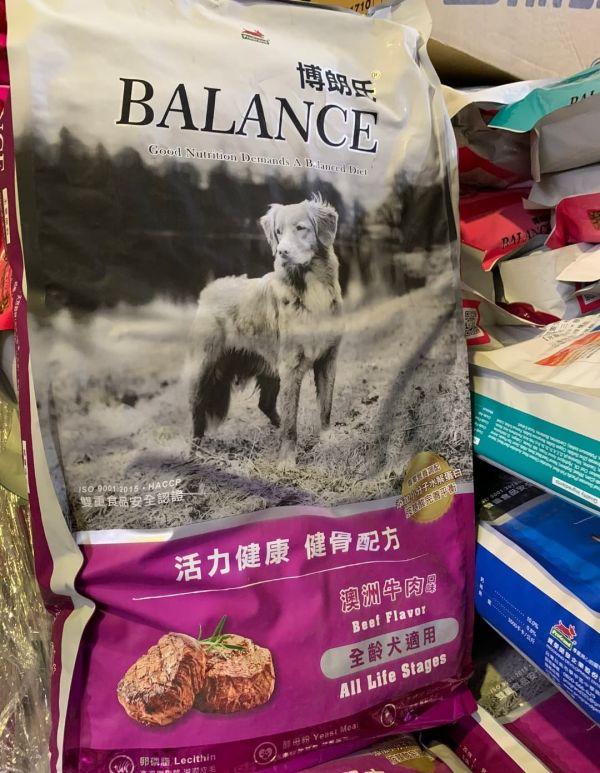【BALANCE博朗氏】狗狗高適口性平衡糧 臭貓,動物園,BALANCE,博朗氏,狗狗,高適,口,性,平衡,糧