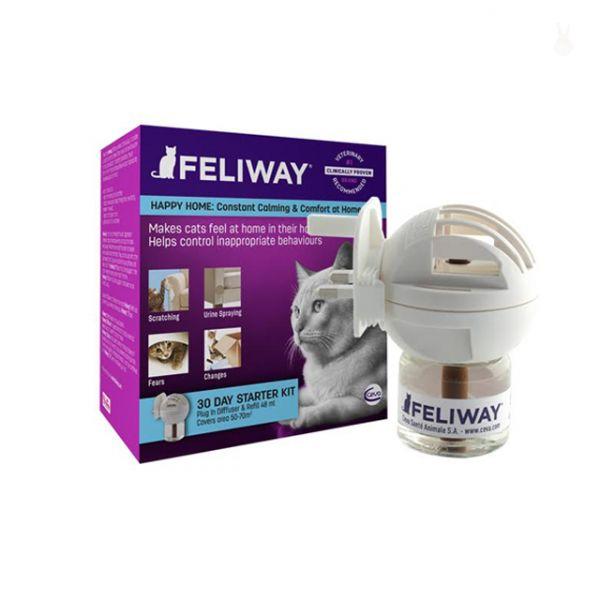 貓咪費洛蒙|法國FELIWAY-插電組 貓咪費洛蒙|法國FELIWAY-插電組