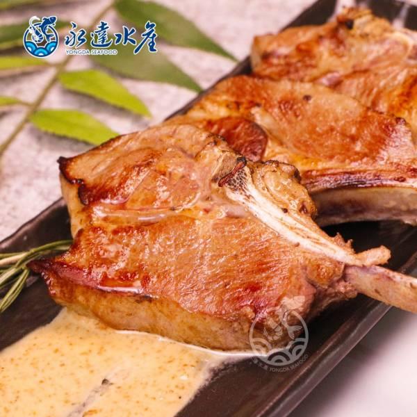 紐西蘭小羔羊肩排/三片裝 肉品,紐西蘭小羔羊肩排,小羔羊肩排,羊肩排,羊肩,羊排,羊肉