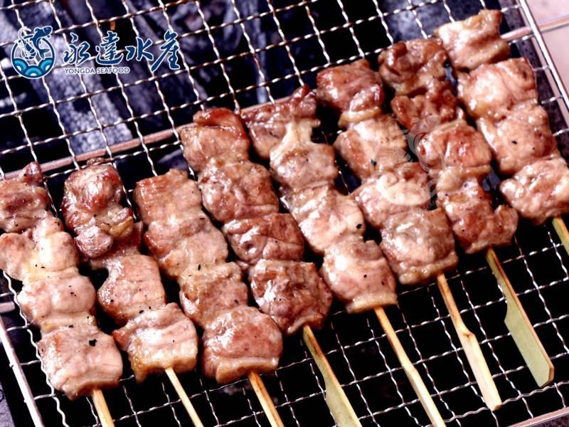 櫻桃鴨肉串 肉品,櫻桃鴨肉串,櫻桃鴨,肉串,鴨肉
