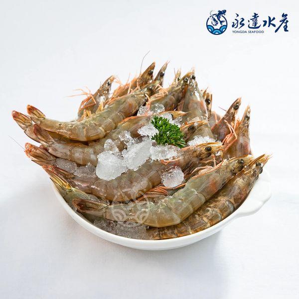 極品大白蝦 水產,海鮮,鮮凍極品大白蝦,大白蝦,白蝦,白對蝦,白腳蝦,蝦肉,蝦