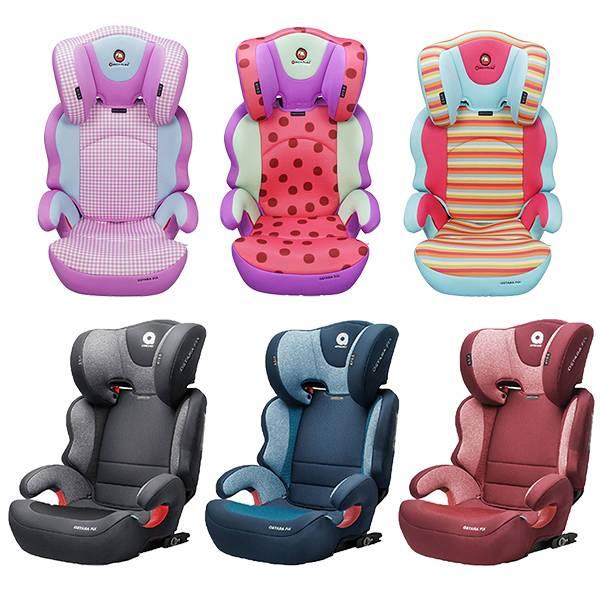 APRAMO OSTARA FIX汽車座椅 送保護墊及防踢墊 ISOFIX汽座