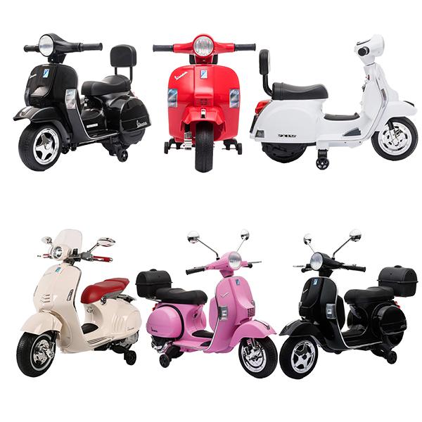 Vespa偉士牌電動玩具車 Vespa,偉士牌,兒童玩具車,電動玩具車,迷你偉士牌,學步車,滑步車,電動摩托車