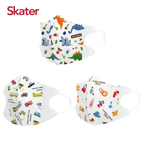 Skater 幼兒立體醫療口罩 兒童口罩,卡通口罩,醫療口罩,Skater口罩,Skater,Covid19,幼兒口罩,衛生口罩,