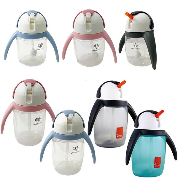 Umee荷蘭優酷企鵝水杯 Umee水杯,吸管水杯,重力球水杯,企鵝水杯,動物水杯,安全水杯,兒童水杯,幼兒水杯,