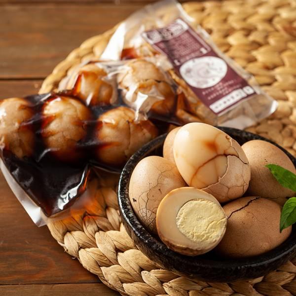 飄香養生蛋-10入禮盒-常溫即食