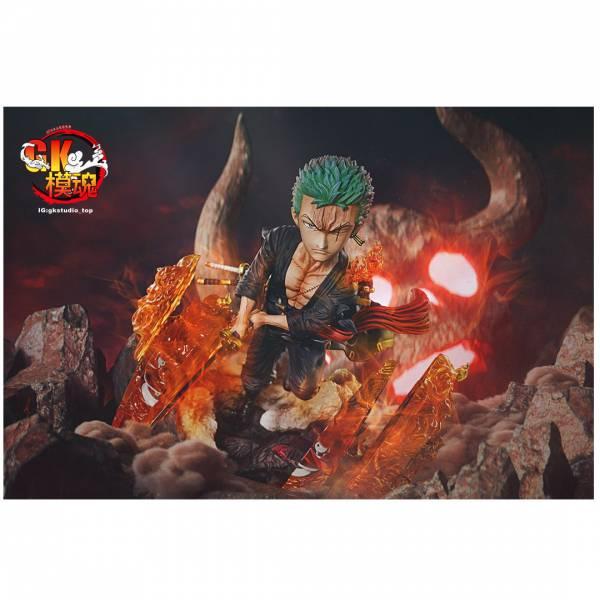 G5▲「鬼島決戰篇」—羅羅諾亞·索隆 2021-第四季度