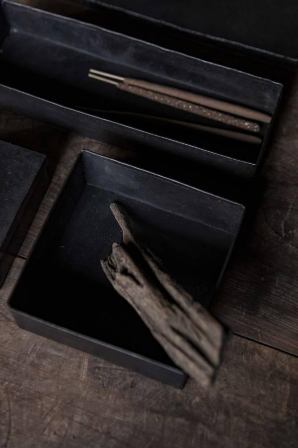 回收鐵再製黑鐵盒_方型S