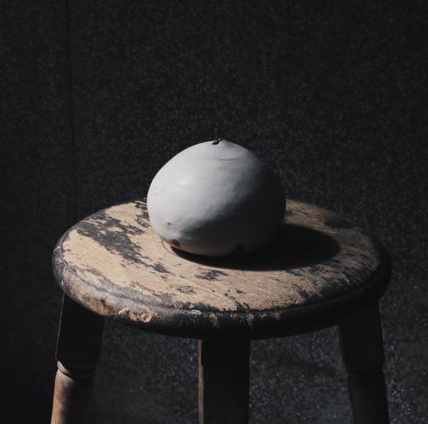 望氣|硯白|花器B
