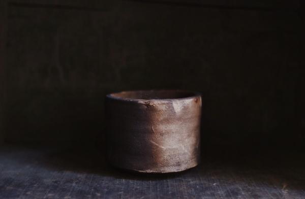 伏流物件 素燒煙燻陶器_4