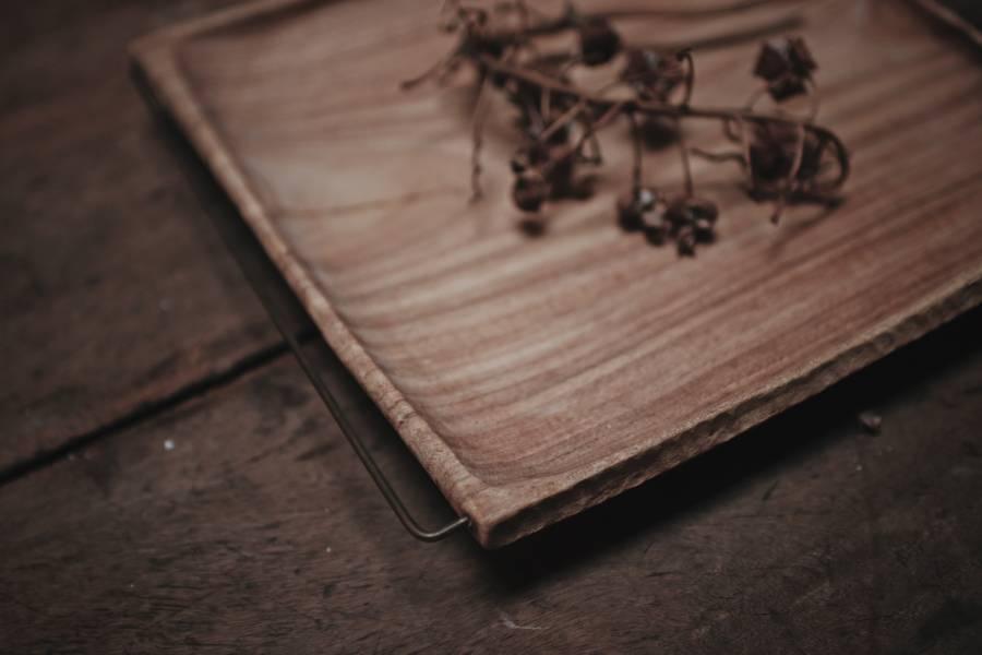 間作|鐵柄苦楝木盤
