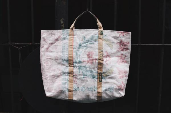 茄芷購物米袋 (小)