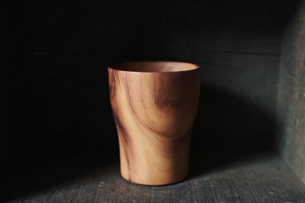 Jimmy wood 木長杯 黃蓮木