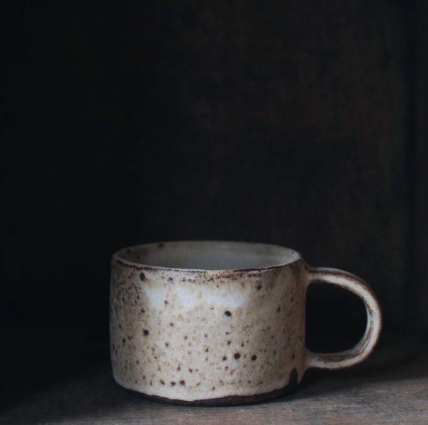 望氣 | 銹 直圓杯