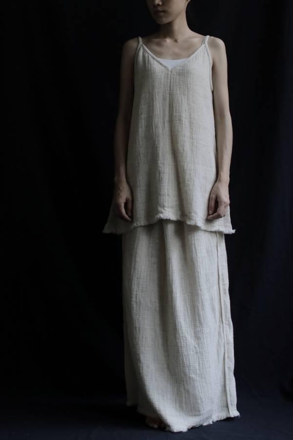 Sixth sense 側縫開衩長裙