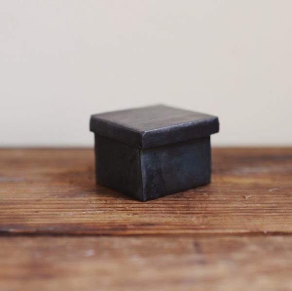 回收鐵再製黑鐵盒_方型SS