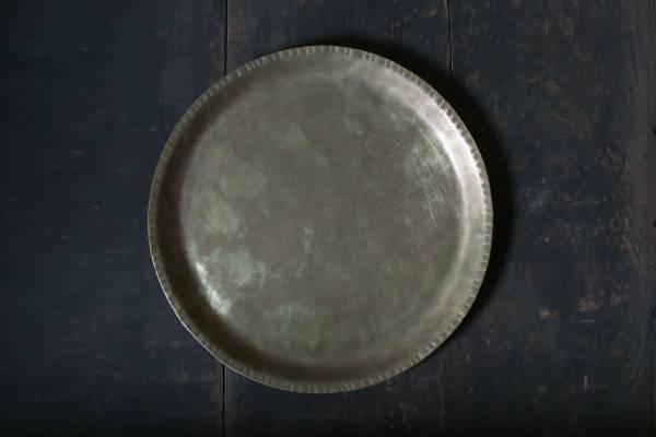 田中銅器_黃銅大平盤C19