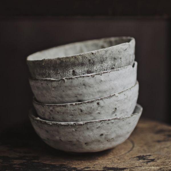 望氣|鏽|粗石碗