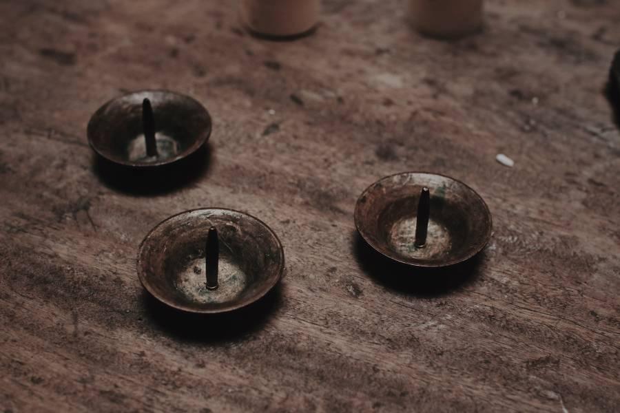 臺式小燭台