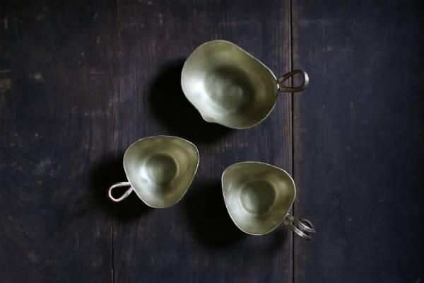 田中銅器_黃銅糖盅C2