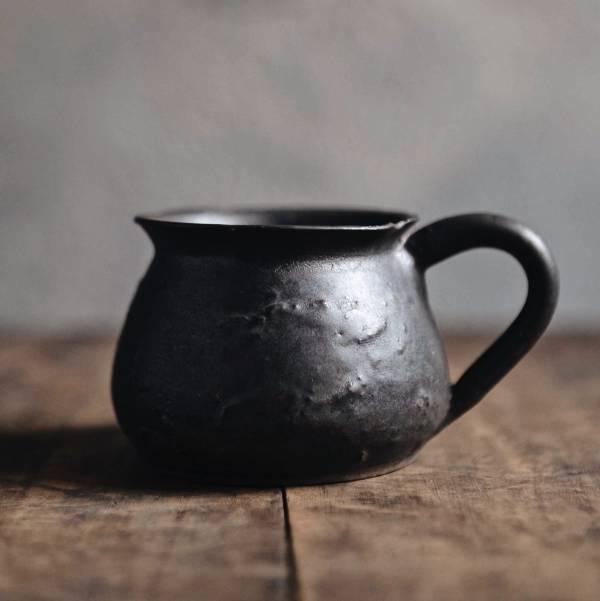 望氣|霧鐵|花苞咖啡杯 矮