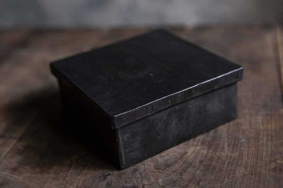 回收再製黑鐵盒_方型M